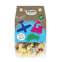 Little Pasta Organics - Travel Shapes