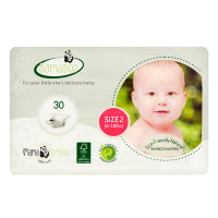 Bamaboo by Mama Bamboo Eco Nappies - size 2