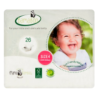 Bamaboo by Mama Bamboo Eco Nappies - size 4