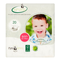 Bamaboo by Mama Bamboo Eco Nappies - size 5