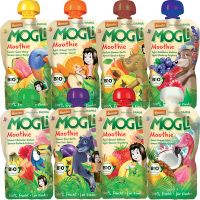 Mogli's Organic Smoothies Multi-Pack