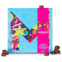 Montezuma Organic Milk Chocolate Advent Calendar