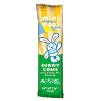 Moo Free Mini Moos Bunnycomb Bar