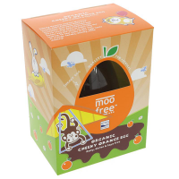Moo Free Organic Cheeky Orange Easter Egg