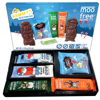 Moo Free Hammy's Christmas Selection Box