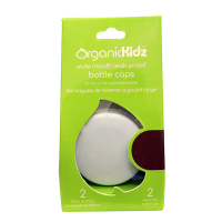 OrganicKidz Bottle Caps - 2pack