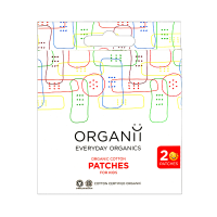 Organii Organic Cotton Plasters for kids