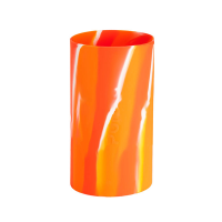 Pura Kiki Silicone Sleeve – Orange Swirl