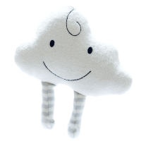 Organic Happy the Cloud