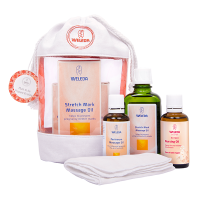 Weleda Mum-to-be Relax & Prepare Collection