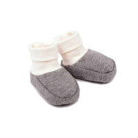 Wooly Organic Funky Feet Baby Booties