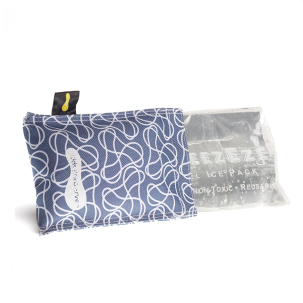 Ice Pack & Sweat Free Cover