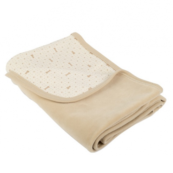 Wooly Organic Baby Blanket
